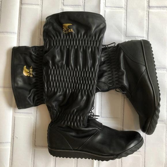 SOREL Shoes   Slouch Boots   Poshmark 2daf099326